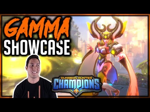 GAMMA Is One Of The Best Units In Dungeon Hunter Champions
