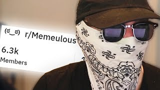 I Went On r/Memeulous For The First Time...