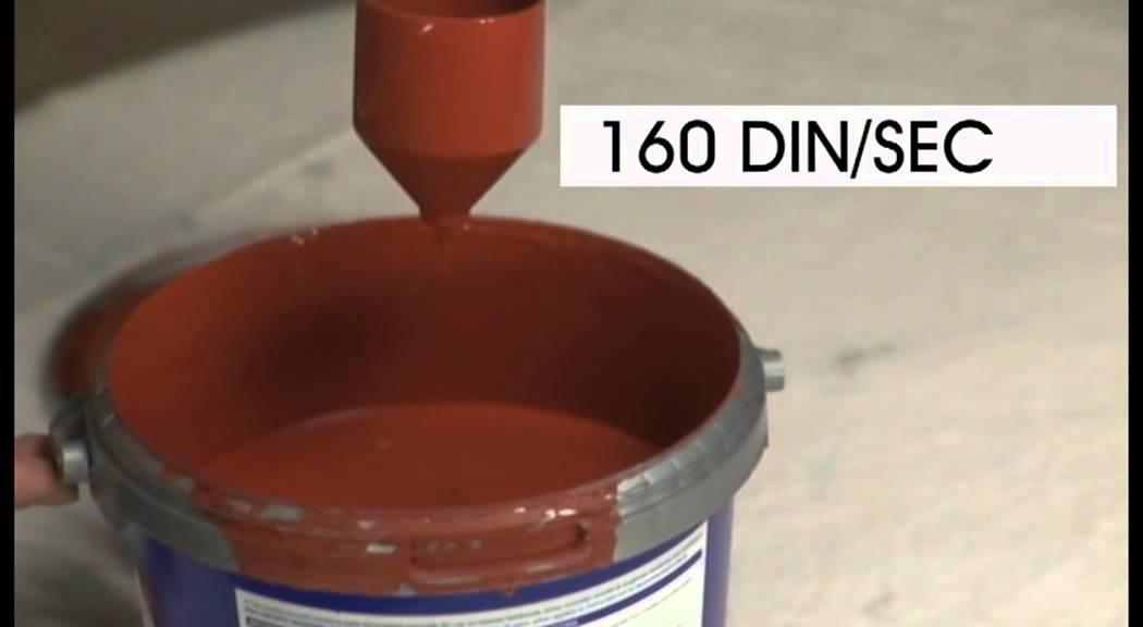 Earlex 4500 viscosity and thinning