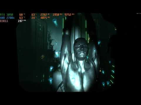 RTX 3090 | BioShock | max graphic 4K |