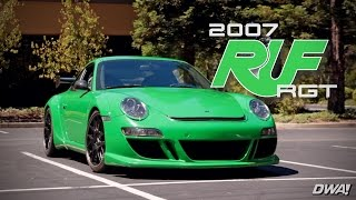 2007 RUF RGT, When a Porsche isn