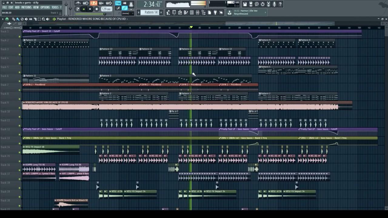David Guetta, Martin Garrix & Brooks - Like I Do (Full Remake) + FLP