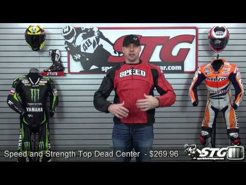 2014 Entry Level Motorcycle Leather Riding Jacket Comparison from Sportbiketrackgear.com