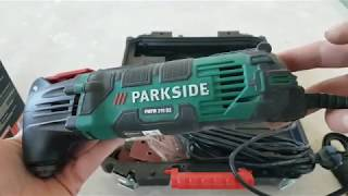 Parkside PMFW 310 D2 Multi-Purpose Tool