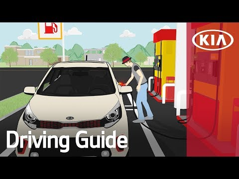 Tips for Safe Refueling | Driving Guide | Kia
