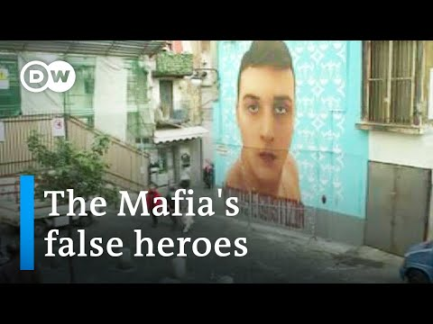 Italy: Mafia recruits young people with murals glorifying 'fallen heroes' | Focus on Europ