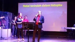Worship Night Christmas with Ps. Welyar Kauntu (Natal Terindah)