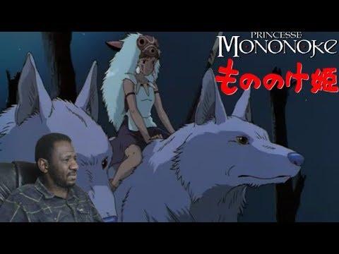 Watch Princess Mononoke