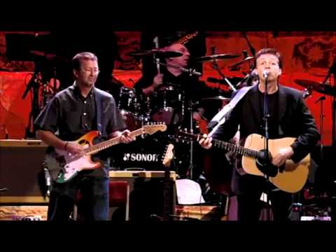 For You Blue - Paul McCartney [Concert for George; Royal Albert Hall; 2002].flv
