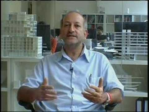Enrique Norten habla sobre arquitectura mexicana contemporán