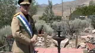 Tour the micronation of Molossia