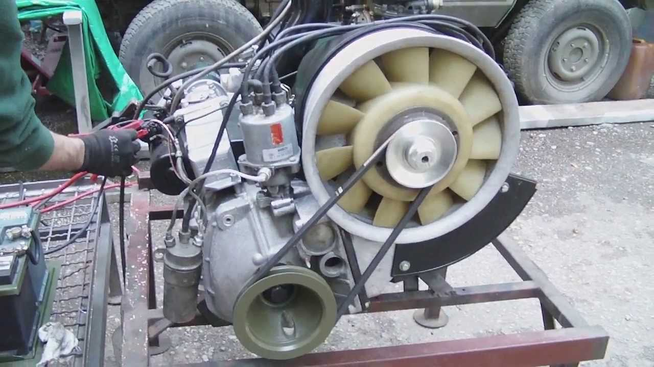 Pinzgauer motor youtube for Reconditioned motors for sale