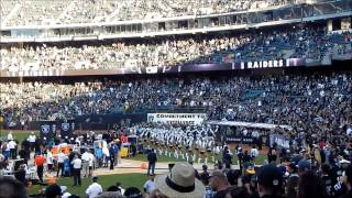 RAIDERS Entrance revised (AC/DC  STYLE )