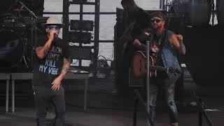 LOCASH LIVE AT SEA WORLD 2019  - Ring on Every Finger