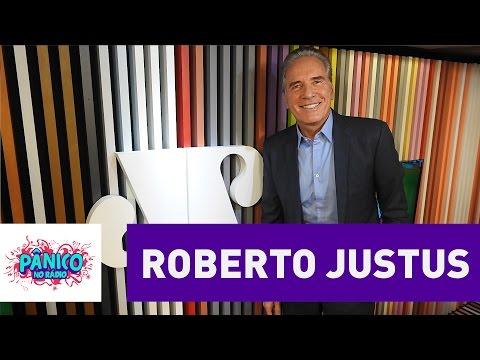 Roberto Justus - Pânico - 07/12/16