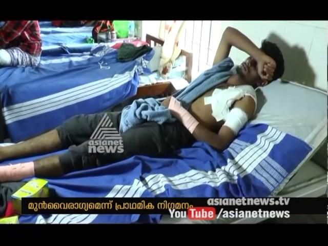 1st year Polytechnic student got attacked by seniors brutally at Attappadi