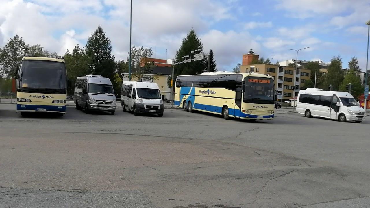 Linja Autoasema Oulu