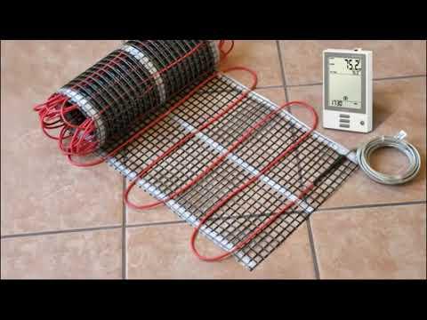 Найкраща система теплої підлоги, вибирай кращу із 6 різних систем водяного та електричного опалення