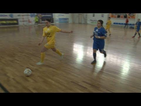Спортсменки из Летней Ставки выиграли чемпионат Юга России по мини-футболу