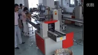automatic disposable toothbrush wrapping machine horizontal form fill seal packer
