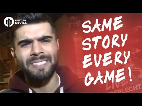 Same Story Every Game! | Manchester United 2-1 Anderlecht | LIVE REVIEW