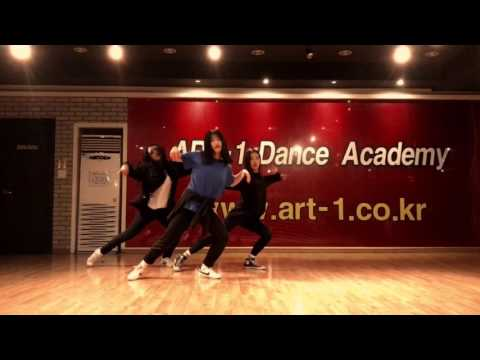SBee Choreography | Ariana Grande - Into You remix (feat.Mac Miller) | @ART-1