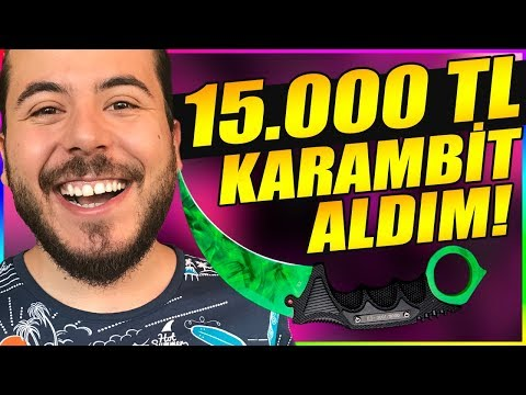 🔫EFSANE 15.000 TL'lik