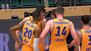 Playing Time Philipp Herkenhoff #14 | Round 1-  Game 1 - Rasta Vechta vs. Brose Bamberg - 2018-19