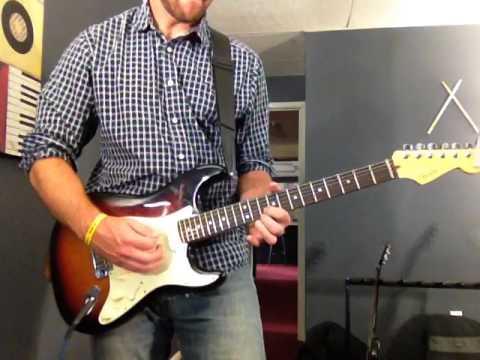 Paul Baloche - Hosanna (Praises Rising) (Lead Electric Guitar)