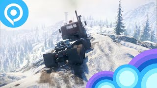 SnowRunner - A MudRunner Game Reveal Trailer - Gamescom 2019