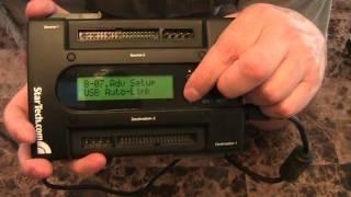 StarTech UniDupDock Hard Disk Drive Duplicator REVIEW