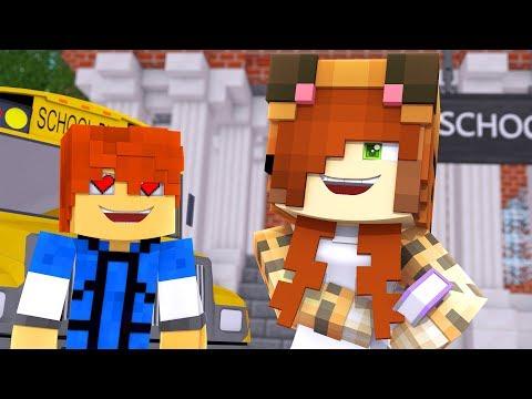 Minecraft Dragons  TINAS STORY !? Minecraft Roleplay  Episode 1