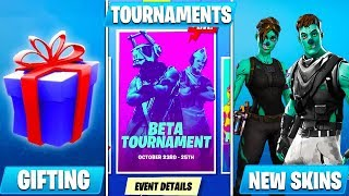 *NEW* Fortnite Update 6.1! - Gifting, VBucks Tournament, Halloween Event, Ghoul Trooper, & More!
