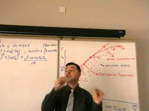 Investments - Portfolio Theory 04