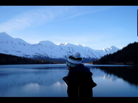 Au pair in USA - Road trip Alaska Gopro