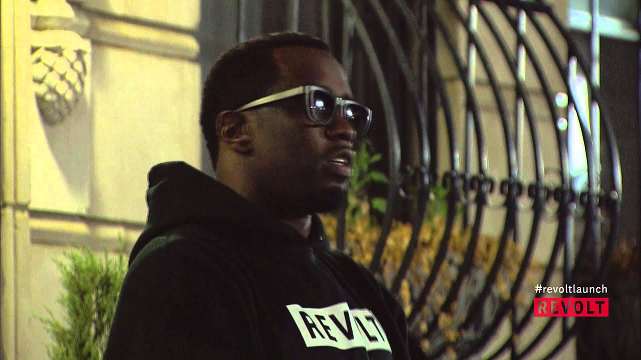 REVOLT TV Launches Live From Biggie's Stoop