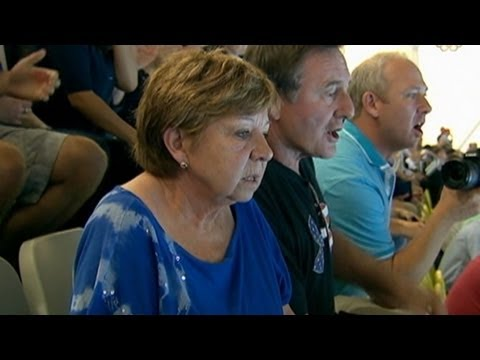 Parents Get Performance Anxiety Watching Kids Compete