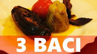 3 BACI DOLMASI *Долма - азербайджанская кухня*
