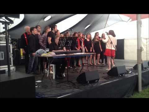 Exeter Music Bird Choir Respect Festival 2013