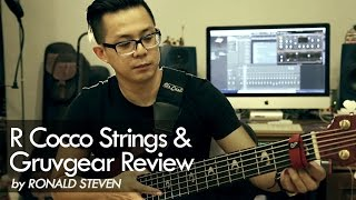 R Cocco Strings Gruvgear Review by Ronald Steven MP3