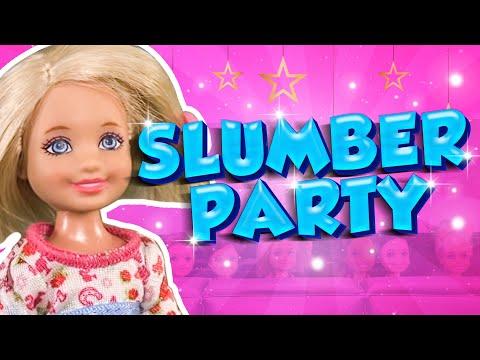 Barbie - Slumber Party!   Ep.88
