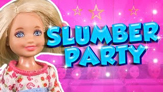 Barbie - Slumber Party!