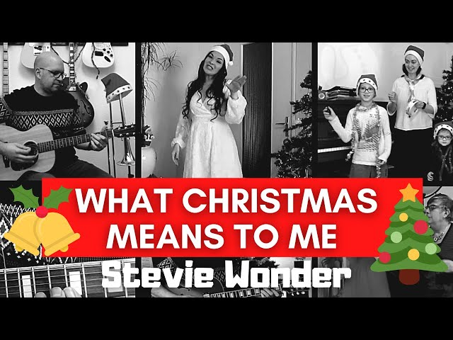 What Christmas means to me - Stevie Wonder (cover by You & My)