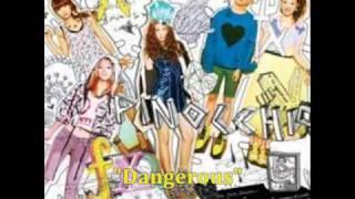 [MP3 DOWNLOAD] F(x)- Dangerous w/ Romanized & English Lyrics