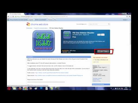 How to restore old FB-Chat
