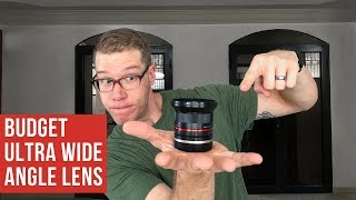 The Best Ultra Wide Angle Lens on a Budget for Landscape Photography