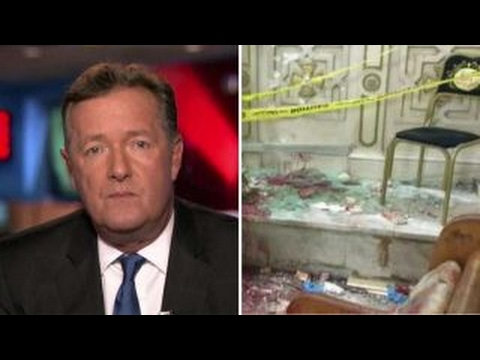 Piers Morgan: Media doesn't care about Palm Sunday attacks