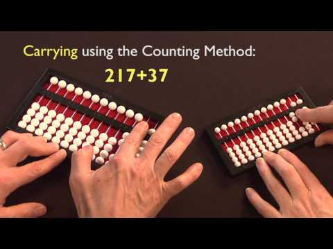 The Cranmer Abacus: Unit Two - The Counting Method of Addition & Subtraction