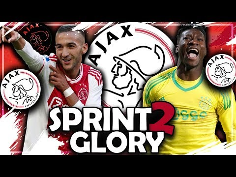 DIE BESTE JUGEND EUROPAS !! 💥🔥   FIFA 19: AJAX AMSTERDAM Sprint to Glory