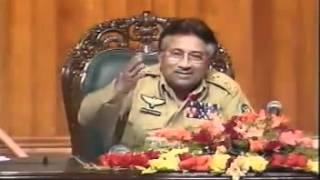 Syed Adnan & President Musharaf